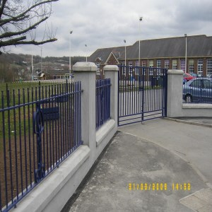 Tir y Berth School